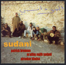 Sudani CD Cover